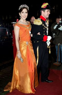 Danish Royal Family attended the annual New Year's reception at Amalienborg Palace in Copenhagen