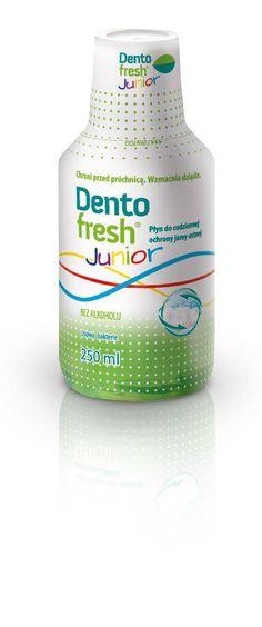 DentoFresh Junior - świeży oddech pełen zdrowia! #dentofresh #zdrowie #styl