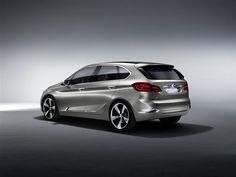 2013 BMW Concept Active Tourer Image