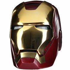 Iron Man Helmet, Iron Man Armor, Pocket Bike, Punisher, Bike Helm, Marvel Comics, The Avengers, Movie Props, Robert Downey Jr