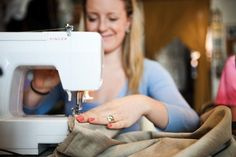 Sewing classes available on board ARTeries by Stina Mobile Boutique. Pre-pay for a class today— Kickstarter!