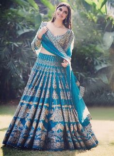 Designer Party Wear Lehnga