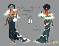 """""""Design commission of Katy for ✨"""" Fantasy Character Design, Character Drawing, Character Design Inspiration, Character Concept, Concept Art, Character Costumes, Character Outfits, Pretty Art, Cute Art"""