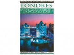 Guia Visual de Bolso Londres - Publifolha com as melhores condições você encontra no Magazine Edmilson07. Confira!