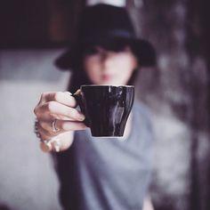 Instagram'ın Kahve Tutkunu Kadınları | Az Şekerli