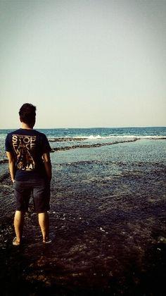 Santolo Beach in Garut, Jawa Barat