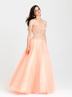 || Pure Couture Prom || Dress / Gown. Madison James Prom. prom 2016. prom dress shopping. Madison James designs. prom styling. get ready for prom. long, baby pink prom dress. sweetheart neckline prom dress.
