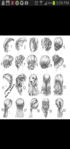 classy hairstyles