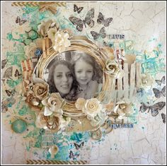 The Dusty Attic Blog: Mood Board Inspiration - Jaqueline Moore & Gabrielle Pollacco