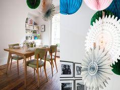 Z wizytą u Elise - style trzeba mieszać, podobnie jak kolory - Dom