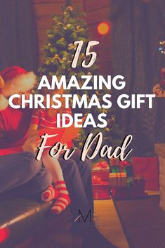Want to get your dad something special for the holidays? You have lots of amazing options from this list of gift ideas! Christmas Gifts For Teen Girls, Thoughtful Christmas Gifts, Christmas Gifts For Girls, Gifts For Teens, Gifts For Dad, Christmas Ideas, Christmas Decorations, Stocking Stuffers For Girls, Best Friend Birthday