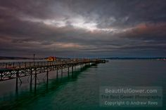 Mumbles Pier by Andrew Rees