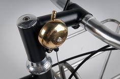 Hufnagel Cycles : Porteur Bike : Bell