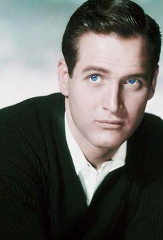 Paul Newman, 1950's