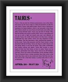 Taurus traits :D