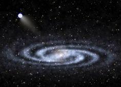 G.A.B.I.E.: Estrella fugitiva volando a enorme velocidad hacia...