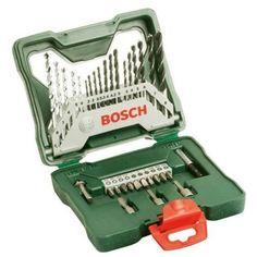Juego Bosch X-Line set de 33 piezas puntas Destornillador Magneticas