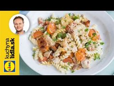 Lidl, Marcel, Pasta Salad, Risotto, Good Food, Ethnic Recipes, Youtube, Kitchens, Drinks
