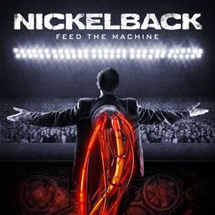 Caratula Frontal de Nickelback - Feed The Machine