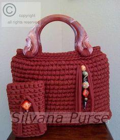 .Crochet bag