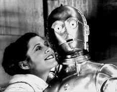Star Wars hinter den Kulissen - Mehr dazu hier: http://www.nachrichten.at/nachrichten/society/Bisher-unveroeffentliche-Star-Wars-Fotos-auf-Twitter;art411,1279455 (Bild: Twitter)