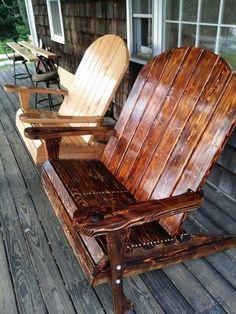 Adirondack-style Oversized Chair