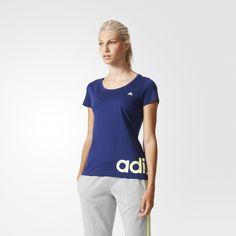 T-shirt Sport Essentials Logo - Midnight Indigo adidas   adidas France