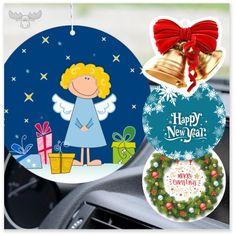 weihnachtliche Duftanhänger für Kunden, Geschäftspartner und Mitarbeiter eine Aufmerksamkeit zu Weihnachten