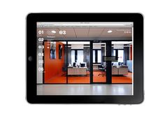 Workspace web site by Bond creative agency