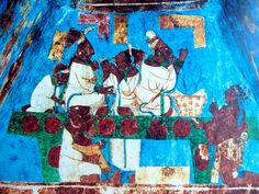 mexico wall painting - Google Search