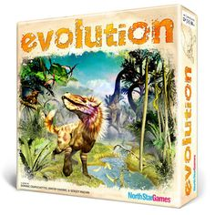 Create new species, and keep their populations growing! This fun game is all about finding the right traits to ensure the survival of your creations! Not to mention that the artwork is awesome, and the game components are super high quality!