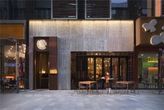 The Noodle Rack by Lukstudio, Changsha – China » Retail Design Blog