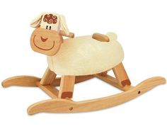 I'm Toy - Rocking Lambie Sheep