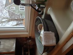 A galvanized dish rack for the sink...
