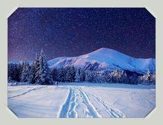 Paysage d'hiver - www.sylou.ch