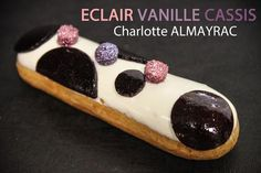 Eclair looks like a cow - Image by Christophe Adam