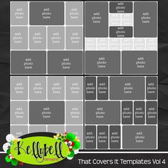 That Covers It Templates Vol 4