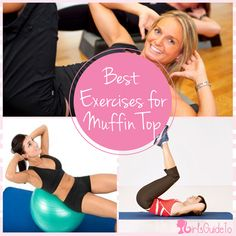 Best Exercises for Muffin Top