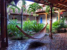 Granada, Nicaragua B was Here #casascolonialesespañolas