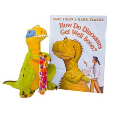 how do dinosaurs get well soon gift set