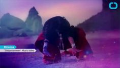 Rihanna Gets Video Vanguard Award