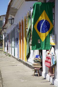Paraty - Rio de Janeiro, Brasil (by Gabriel Castaldini)