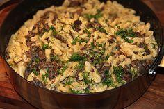 Renskavscarbonara – Kryddburken Risotto, Macaroni And Cheese, Foodies, Ethnic Recipes, Mac And Cheese