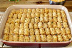 Buffalo Ranch Chicken Casserole Recipe