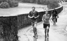 Sport im Regen