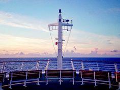 Even more fun on the horizon. Explorer of the Seas.