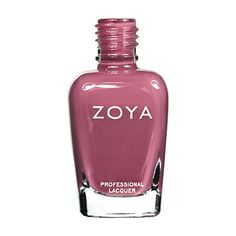 Zoya Paige - Paige by Zoya can be best described as a deep pigmented mauve creme with subtle red and berry undertones. A classic shade that's appropriate for any occasion.  Color Family - Pink , Finish - Cream , Intensity - 5 ( 1 = Sheer - 5 = Opaque ) , Tone - Cool .
