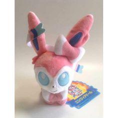 Pokemon Center 2014 Sylveon Pokedoll Series Plush Toy