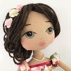 Upper Dhali - handmade dolls Australia, bespoke doll, keepsake doll, custom doll, heirloom doll, Australian handmade, made in Australia