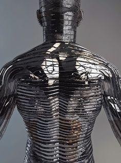 Impressive Moving Sculptures GIF